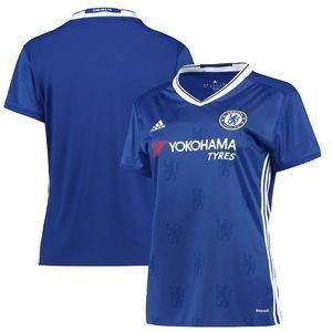 Adidas Chelsea Women's Home Jersey Blue